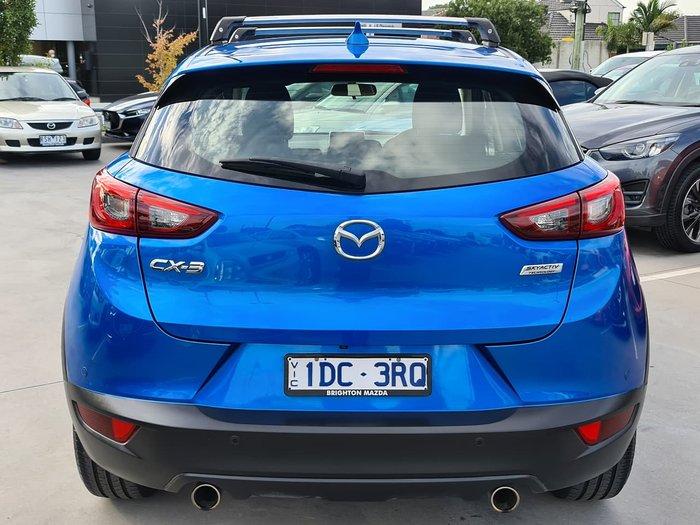 2015 Mazda CX-3 Maxx DK Blue