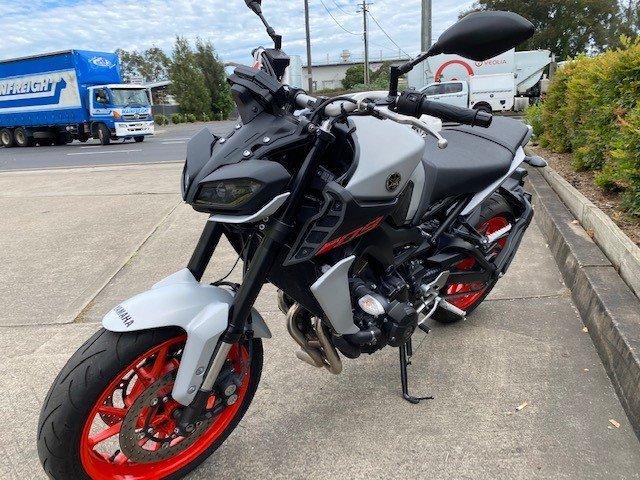 2019 Yamaha MT-09A Grey