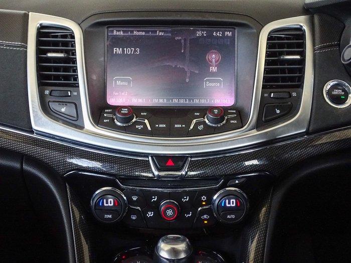2014 Holden Special Vehicles Senator Signature GEN-F MY14 Phantom