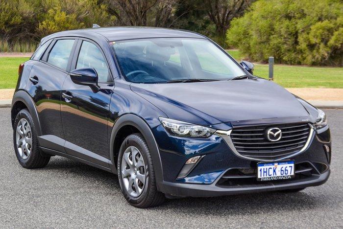 2016 Mazda CX-3 Neo DK Deep Crystal Blue