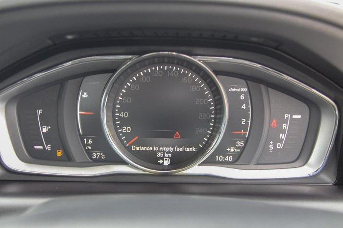 2016 Volvo XC60 T5 Luxury MY16 Silver