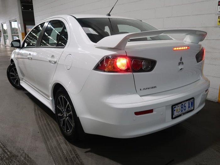 2016 Mitsubishi Lancer ES Sport CF MY16 White
