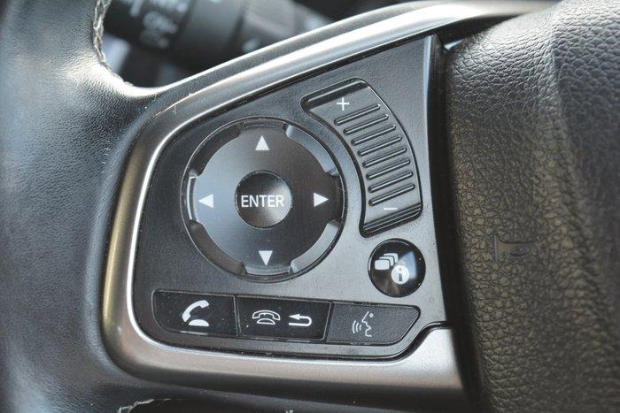 2017 Honda Civic VTi 10th Gen MY17 Modern Steel