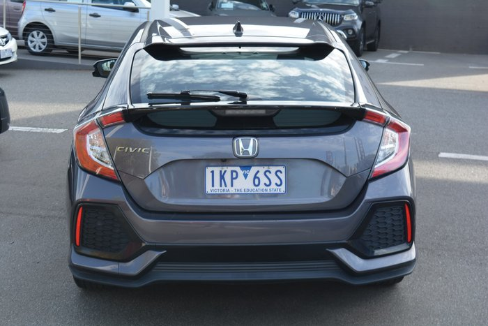 2017 Honda Civic VTi 10th Gen MY17 Modern Steel