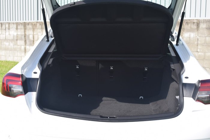 2018 Holden Commodore LT ZB MY18 Summit White