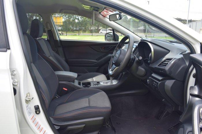 2017 Subaru XV 2.0i G5X MY18 AWD Crystal White