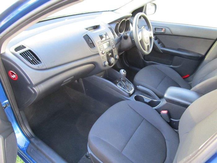 2012 Kia Cerato Si TD MY13 Blue