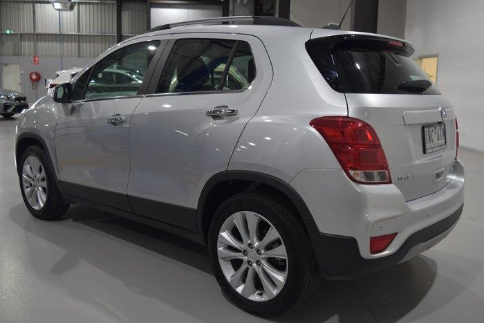 2018 Holden Trax LTZ TJ MY18 Nitrate Silver
