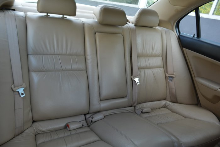 2007 Honda Accord Euro Luxury 7th Gen MY07 White