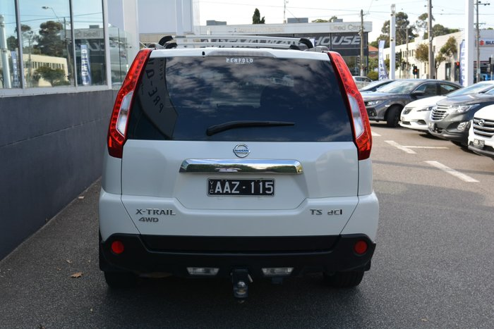 2013 Nissan X-TRAIL TS T31 Series V 4X4 On Demand Snow Storm