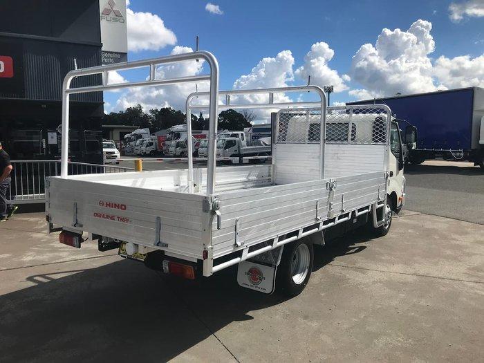 2018 HINO 617 TRADE ACE WHITE