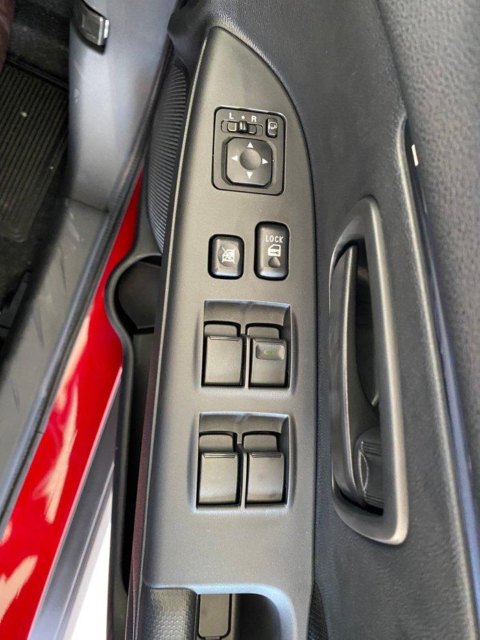 2021 Mitsubishi ASX ES XD MY21 Red Diamond