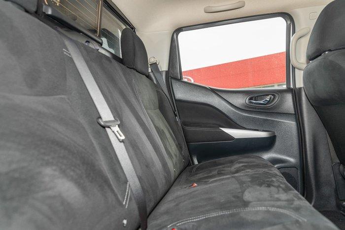 2018 Nissan Navara ST D23 Series 3 4X4 Dual Range Polar White