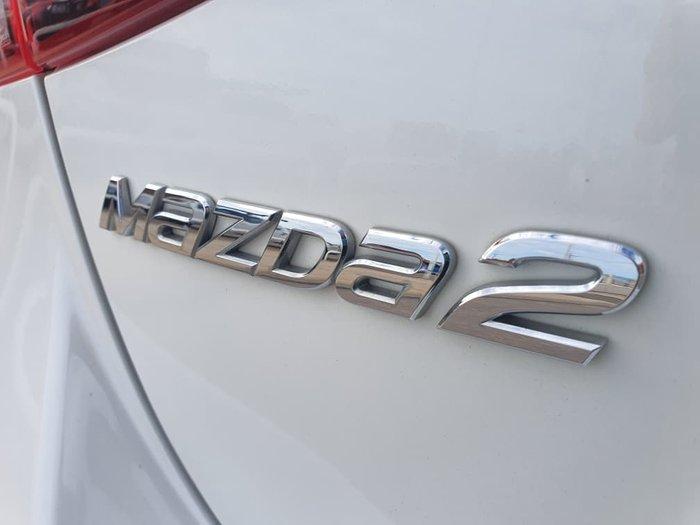 2016 Mazda 2 Genki DJ Series Snowflake White Pearl