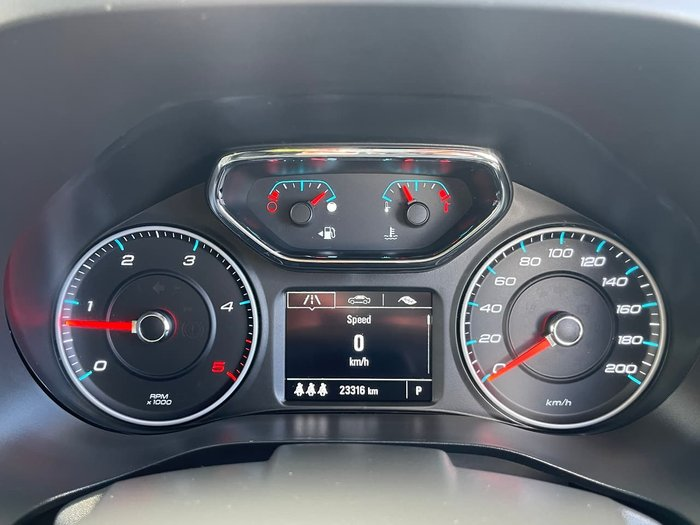 2019 Holden Trailblazer LTZ RG MY20 4X4 Dual Range Brown