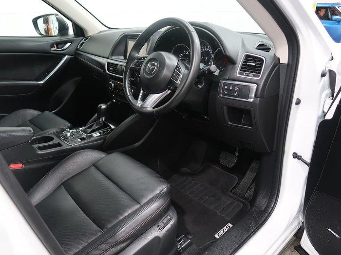 2016 Mazda CX-5 Akera KE Series 2 AWD White