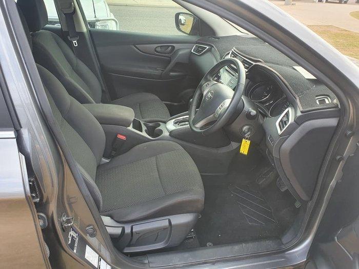 2017 Nissan QASHQAI ST J11 Gun Metallic
