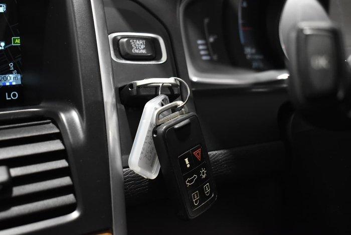 2015 Volvo XC60 D4 Luxury MY16 AWD Black