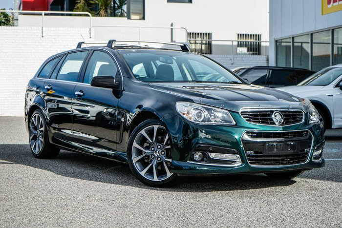 2013 Holden Commodore SS V VF MY14 Regal Peacock