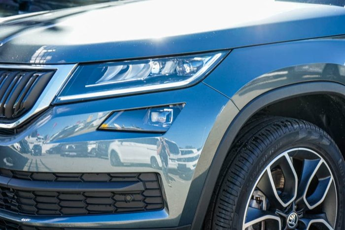 2019 SKODA Kodiaq 132TSI NS MY20.5 4X4 Quartz Grey