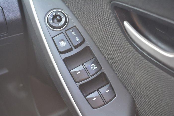 2015 Hyundai i30 Active GD3 Series II MY16 Platinum Silver