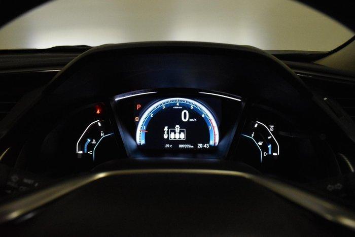 2016 Honda Civic VTi-L 10th Gen MY16 Lunar Silver