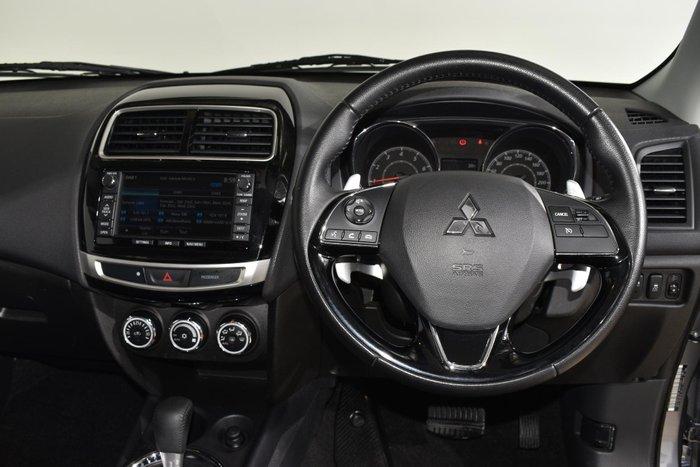 2016 Mitsubishi ASX XLS XB MY15.5 Titanium