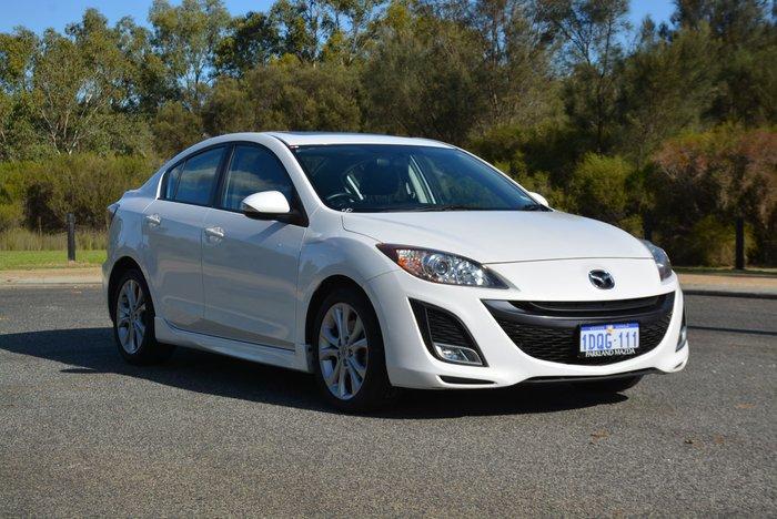 2010 Mazda 3 SP25