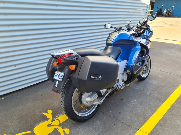 2001 BMW K 1200 RS K 1200 Blue