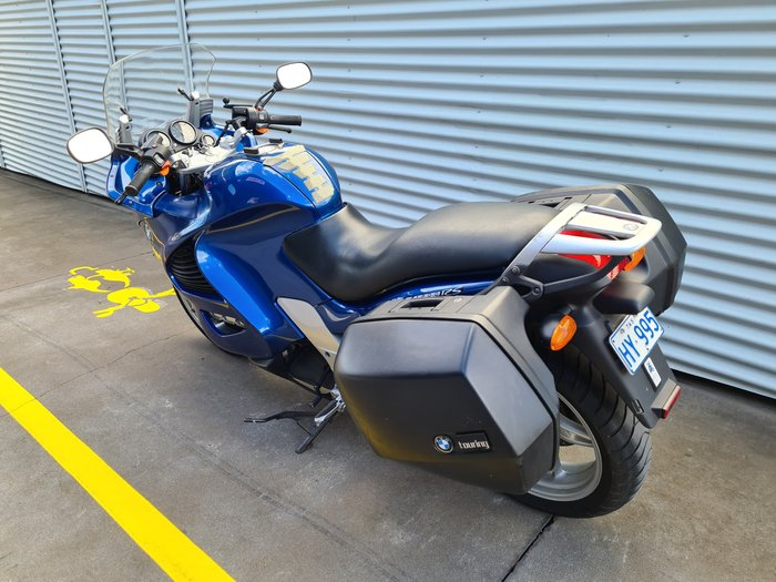 2001 BMW K 1200 RS K 1200 Blue