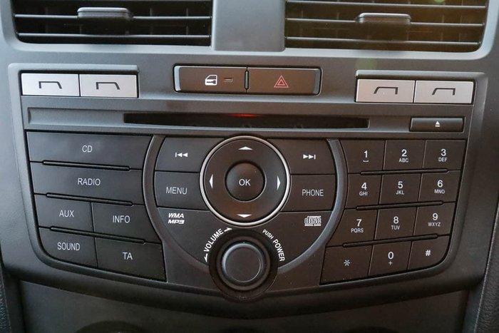 2014 Mazda BT-50 XT UP 4X4 Dual Range Cool White