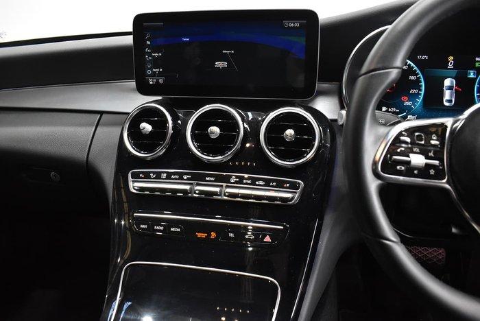 2019 Mercedes-Benz C-Class C300 W205 Brilliant Blue