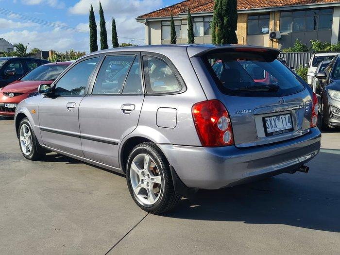 2003 Mazda 323 Astina Shades BJ II-J48 Grey