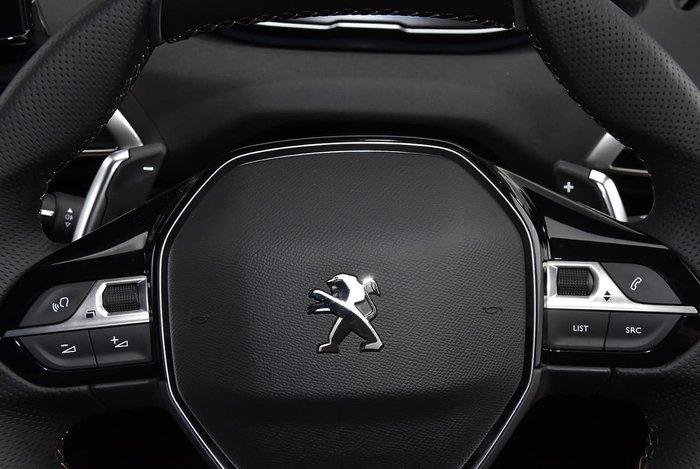 2020 Peugeot 3008 GT Sport P84 MY21 White