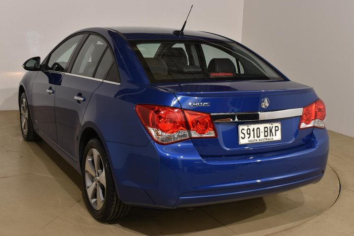 2016 Holden Cruze Z-Series JH Series II MY16 Slipstream Blue