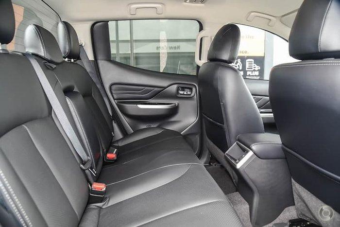 2021 Mitsubishi Triton GSR MR MY21 4X4 Dual Range Graphite Grey with Black Roof