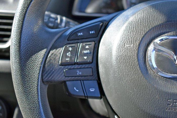 2014 Mazda 3 Neo BM Series Deep Crystal Blue