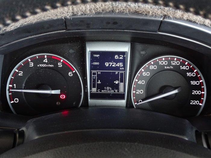 2015 Isuzu D-MAX LS-U MY15 4X4 Dual Range Titanium Silver