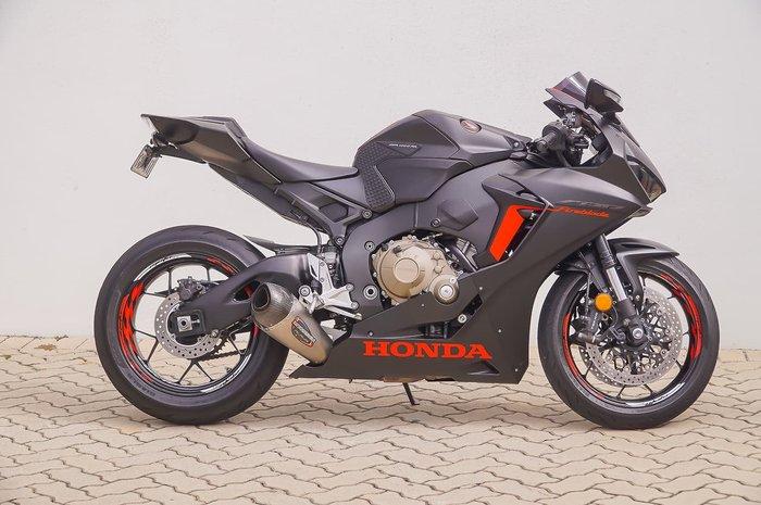 2017 HONDA CBR1000RRA ABS FIREBLADE Black