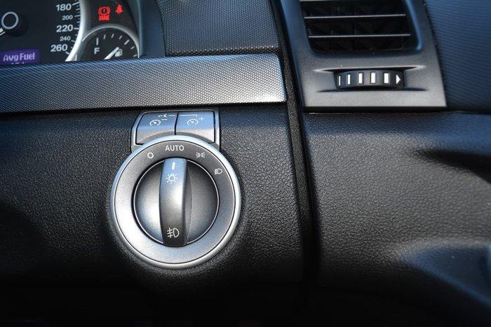 2012 Holden Calais V VE Series II MY12.5 White