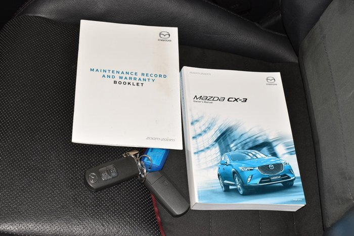 2018 Mazda CX-3 Akari DK Blue