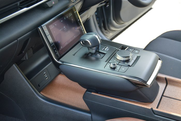 2021 Mazda MX-30 G20e Astina DR Series Machine Grey