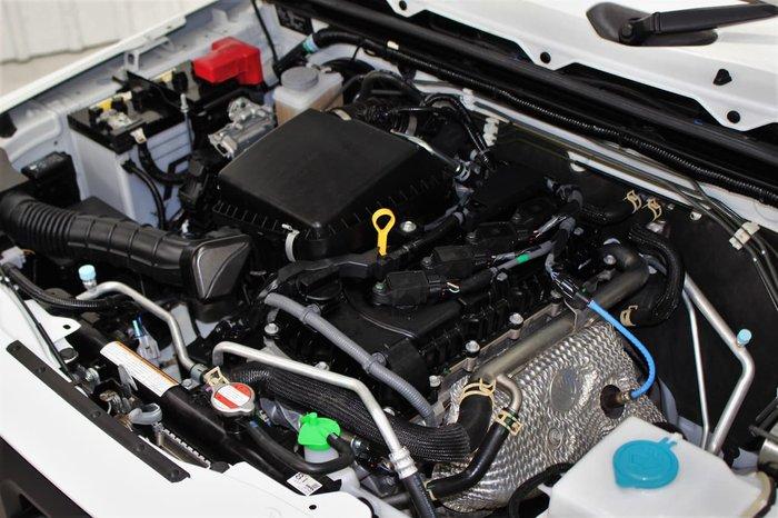 2019 Suzuki Jimny GJ 4X4 Dual Range White