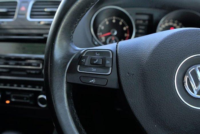 2009 Volkswagen Golf 90TSI Trendline VI Red