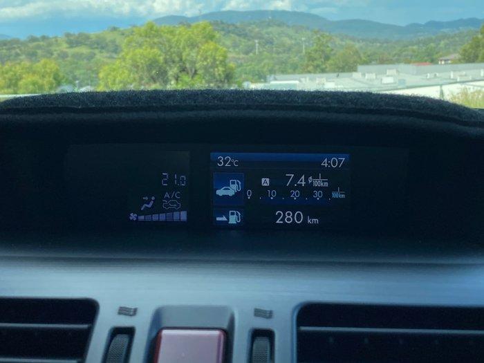 2012 Subaru XV 2.0i G4X MY12 AWD Deep Cherry