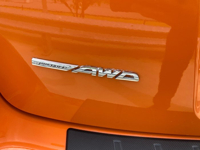 2017 Subaru XV 2.0i-S G5X MY18 AWD Sunshine Orange