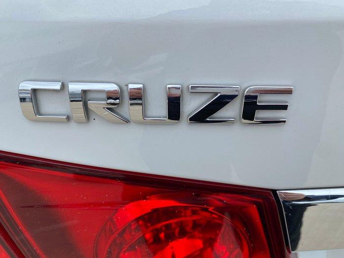 2015 Holden Cruze Equipe JH Series II MY15 Heron White