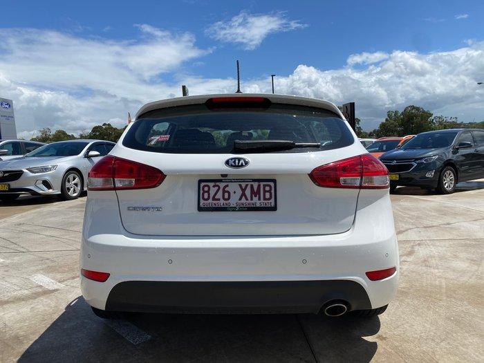 2017 Kia Cerato S YD MY17 White