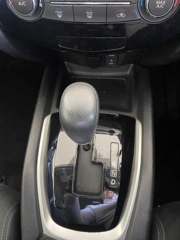 2014 Nissan X-TRAIL ST T32 Gun Metallic