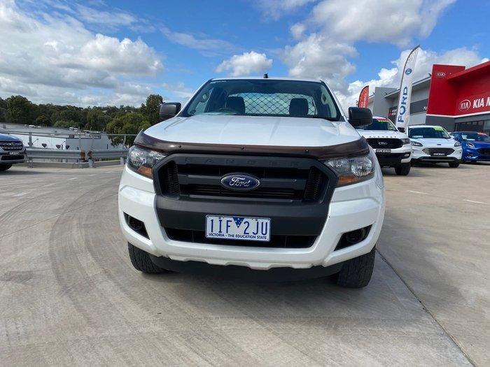 2016 Ford Ranger XL PX MkII 4X4 Dual Range Cool White